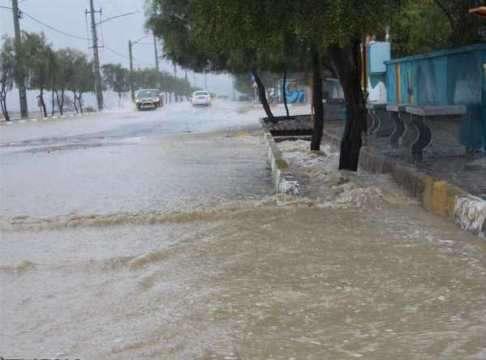کاهش  60 درصدی بارش های بهمن ماه نسبت به دوره بلند مدت