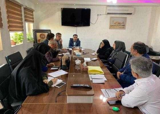 برگزاری دومین کمیته فنی مدیریت پسماندهای عفونی بوشهر