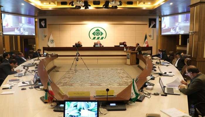 سایه کرونا بر جلسه شورای شهر شیراز