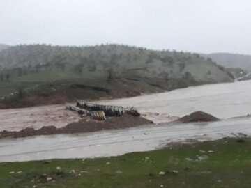 «پل دوآب ویسیان»  از پروژههای قرارگاه سازندگی خاتمالانبیاء(ص) نیست