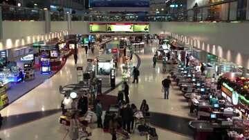 دلجویی سرکنسولگری ایران در دوبی از هموطنان مانده در فرودگاه