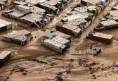 راه ارتباطی ۲۷۷ روستای لرستان مسدود است/پلهای تخریب شده، عرشه فلزی موقت بودند