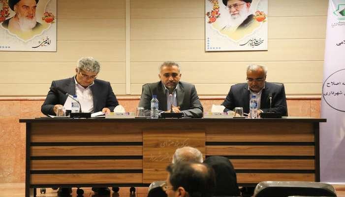 در پنل تخصصی مرکز پژوهشهای شورای اسلامی شهر شیراز مطرح شد؛  نقش بازدارندگی ماده صد اندک است