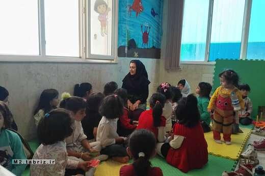 ۱۷۰ نفر از خردسالان آموزش های مختلف می بینند