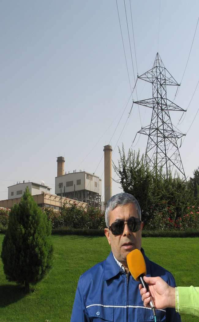 مدیرعامل شرکت مدیریت تولید برق اصفهان:افزایش 17 درصدی تولید برق در نیروگاه اصفهان