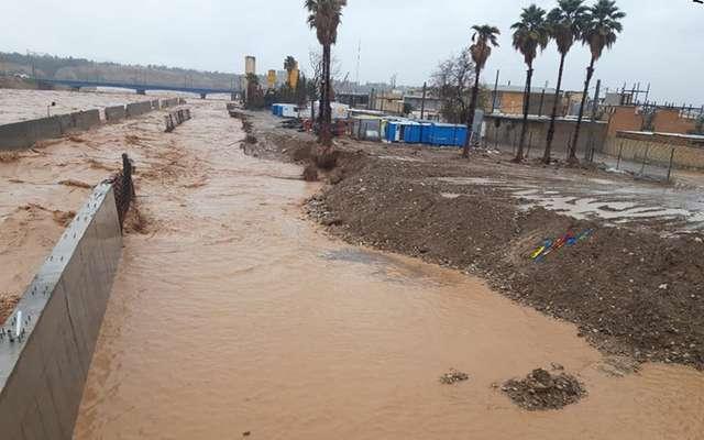 رفع تهدید سیلاب در همه نقاط استان لرستان
