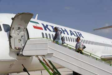 اختصاص شش پرواز برای بازگردادن مسافران مانده در امارات