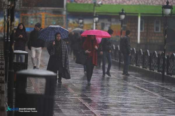 ورود سامانه بارشی از امشب به آذربایجان شرقی