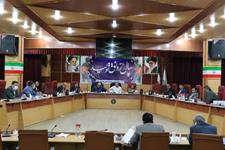 هشتاد و یکمین جلسه کمیسیون حقوقی و املاک شورای شهر اهواز برگزار شد