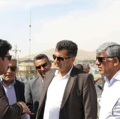 دکتر قائدی: فاز نخست تقاطع غیر همسطح استاد محمد بهمن بیگی به زودی به بهرهبرداری میرسد