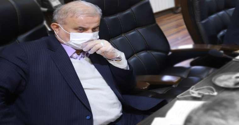 دکتر ذاکری میتوانست مانند بنده در خانه بماند و کاری نکند/ آقای حاجی پور در جلسات مختلف مردانه ایستاد