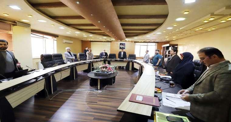 بررسی ساعت کاری پرسنل شهرداری رشت در یکصد و سی و یکمین جلسه شورای شهر رشت