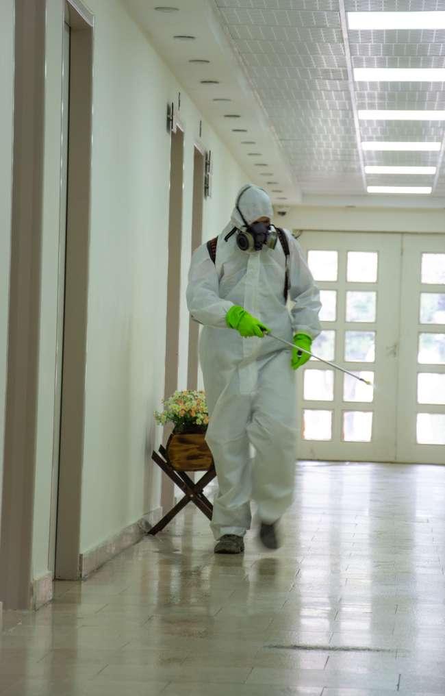 نیروگاه بیستون پیشرو در زمینه مبارزه با ویروس کرونا