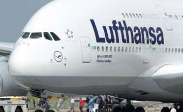 لوفت هانزا پروازهای خود را به دلیل شیوع کرونا کاهش داد