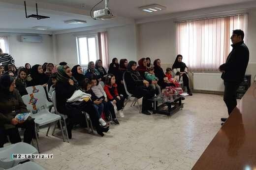 ۱۶۰ کارگاه آموزش تفکیک زباله از مبداء از سوی شهرداری منطقه۲ تبریز برگزار شد