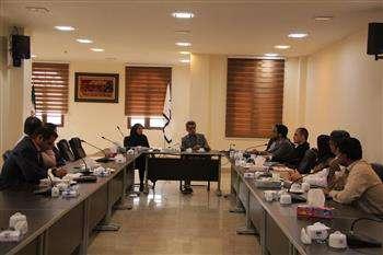 تفاهم نامه همکاری با شرکت آب و فاضلاب استان هرمزگان به منظور انجام بازرسی آبفا