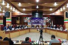 گزارش تصویری صد و دهمین جلسه شورای اسلامی شهر اهواز