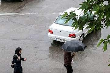 ورود سامانه بارشی جدید به کشور از شنبه/ بارش ها در مناطق شمالی کشور/ بارش های پراکنده در خراسان رضوی و شمالی در روز چهارشنبه/ افزایش ۵درجه ای دمای تهران تا پایان هفته