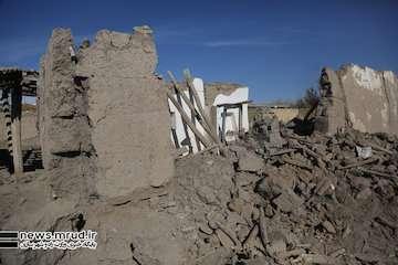 ۴۵۰۰ واحد مسکونی در مناطق زلزلهزده قطور احداث میشود/تلاش برای اتمام آواربرداری