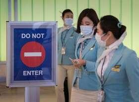 تداوم لغو پروازها به کره جنوبی