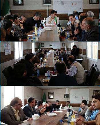 حضور فعال سازمان نظام مهندسی ساختمان استان آذربایجان غربی در منطقه زلزلهزده قطور