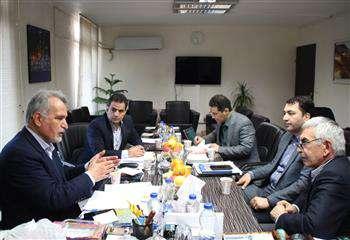 گزارش نخستین جلسه هیئت رئیسه شورای مرکزی دوره هشتم