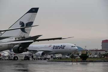 تعلیق پروازهای هواپیمایی هما به مقصد استکهلم و سوئد