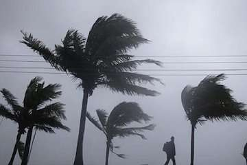 هشدار برای وزش باد شدید در مناطق جنوب شرق وشرق کشور/ جوی پایدار در اکثر مناطق تا پایان هفته/افزایش غلظت آلایندههای هوا در شهرهای صنعتی/ افزایش دمای تهران به ۱۶درجه تا روز پنجشنبه