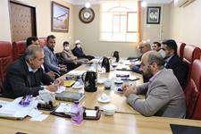 سی و سومین جلسه کمیسیون تحقیق،نظارت و بازرسی شورای شهر اهواز برگزار شد