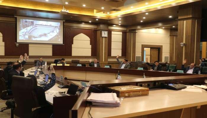 موافقت شورای شهر شیراز با مساعدت در زمینه مقابله با شیوع ویروس کرونا