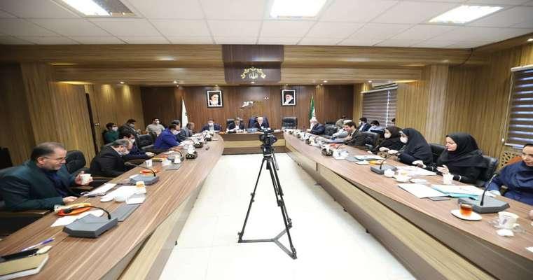 لایحه دوفوریتی شورای شهر رشت جهت همکاری با شهروندان در روزهای پایانی سال تصویب شد