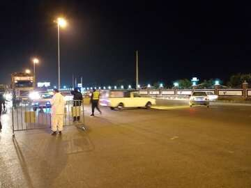 جاده مازندران به روی استان گیلان بسته شد
