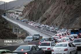 ورود خودروهای غیربومی به مازندران و گیلان ممنوع است/تا اطلاع ثانوی سفر نروید