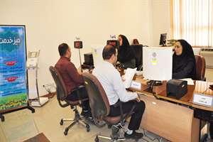 ميز خدمت الكترونيك با طراحي امكانات جديد در راه وشهرسازي استان اصفهان