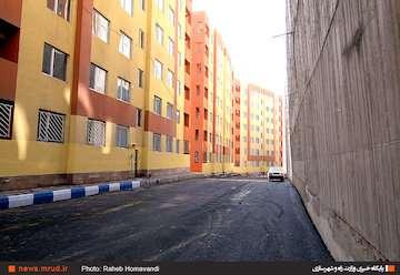 پایان پروژههای مسکن مهر در سهند/ ساخت ۳۵۰۰ واحد در دو سال اخیر