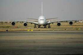 اولین پرواز بازگشت مسافران ایرانی از هند