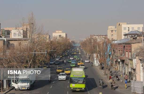 واکنش محیط زیست تهران به اظهارات یکی از اعضای شورای شهر درباره آلودگی هوا