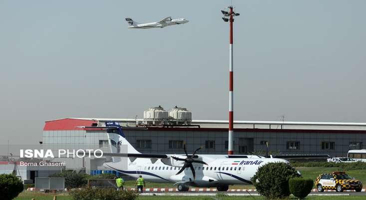 لغو پروازهای اروپایی ارتباطی با کرونا ندارد/ انجام پرواز بارسلون تا هشتم فروردین