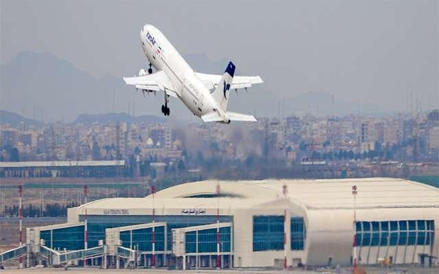 تعلیق تمامی پروازهای ایران ایر به کشورهای اروپایی