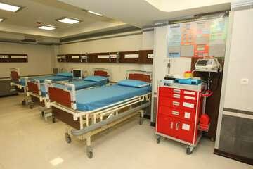 تکمیل ۱۴ بیمارستان با ۲هزار و ۵۲۷ تخت طی ۲ سال
