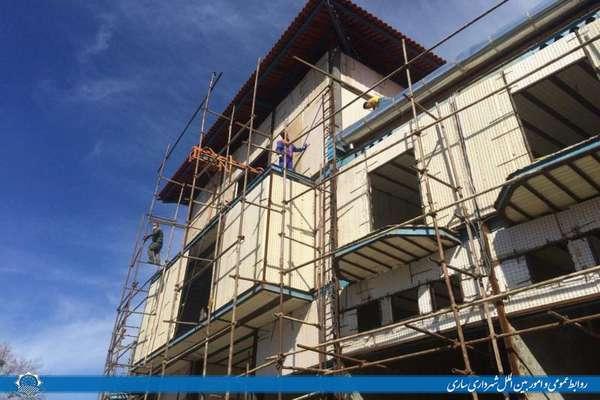 آغازتکمیل پروژه فاز سوم ابن شهر آشوب ساروی/ بازار ساری ریشه در فرهنگ کهن مازنی