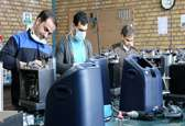 تولید دستگاههای اکسیژنساز برای اولین بار در کشور توسط نجات بیماران کرونایی
