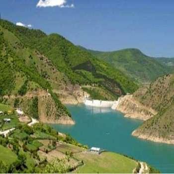 ٩۵درصد از حجم مخازن سدهای استان آبگیری شده است.