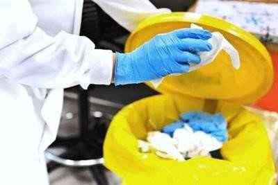 پسماندهای عفونی مراکز پزشکی درمانی بیماری کرونا در ایلام تحت نظارت محیط زیست قراردارند