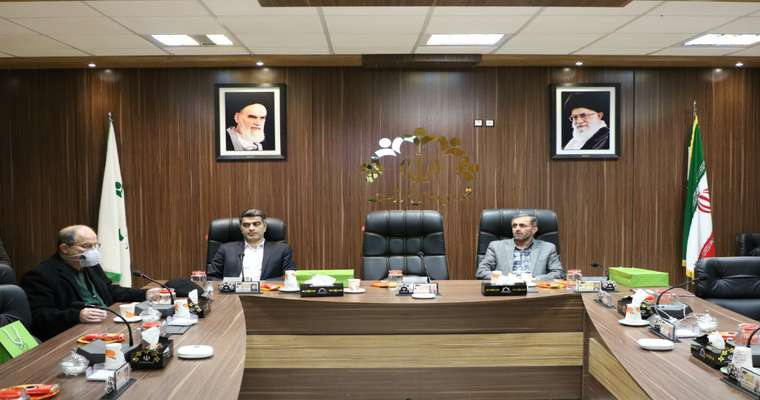 جلسه کمیسیون تلفیق شورای شهر رشت