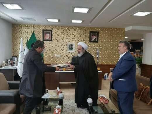 قدردانی رئیس شورای هماهنگی تبلیغات اسلامی از شهردار تبریز