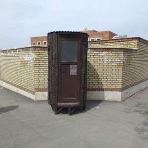 نصب سرویس های بهداشتی آماده و پیش ساخته در مناطق مختلف سطح شهر توسط شهرداری تفرش