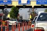 ترافیک سنگین در آزادراه تهران-قم/ تردد روان در تهران شمال و چالوس