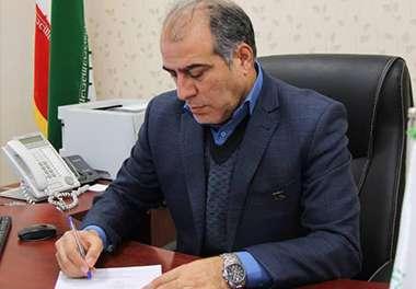 پیام تبریک سال نو محمدرضا خسروی رئیس سازمان نظام مهندسی ساختمان استان سمنان