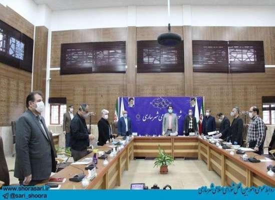 استمرار اقدامات پیشگیرانه مقابله با کرونا در سطح شهر/ اصلاح بودجه سال جاری شهرداری ساری